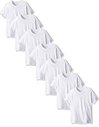 http://allkidscanlearn.school.blog Fruit of the Loom Boys' Cotton T-shirts Multi-pack