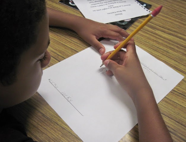 writing strategies http://allkidscanlearn.school.blog blank page