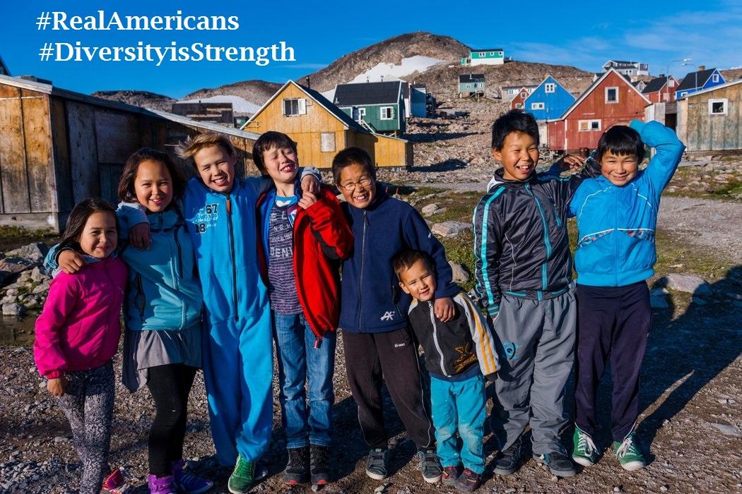 #RealAmericans #DiversityisStrength http://allkidscanlearn.school.blog