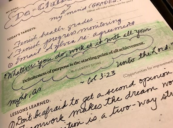http://allkidscanlearn.school.blog journaling